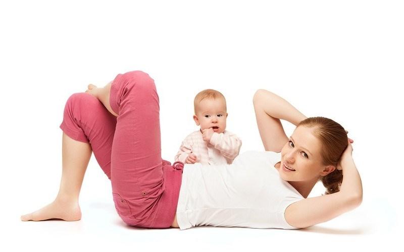 Практика йоги после родов