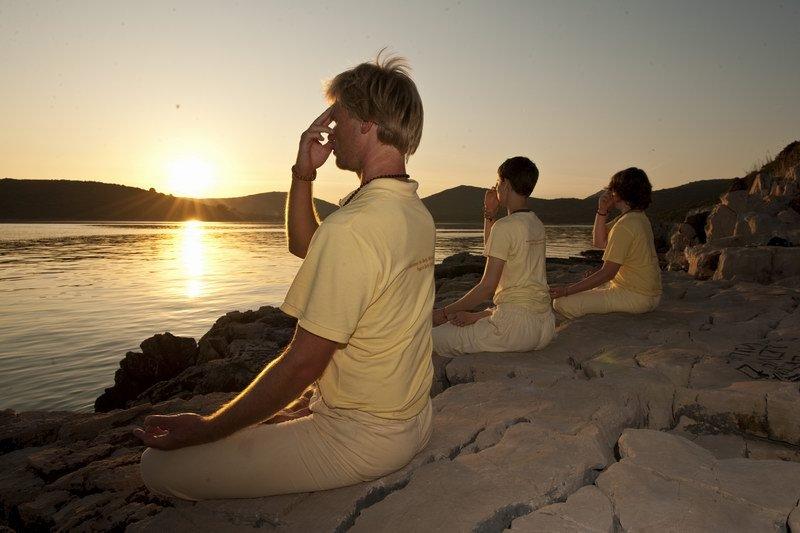 Пранаяма для новичков в йоге