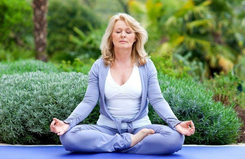 йога после 50 для женщин