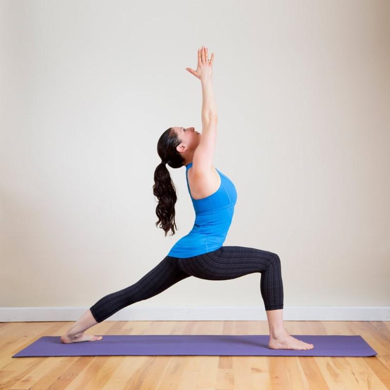 Групповые и индивидуальные занятия по йоге