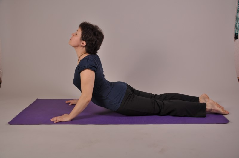 10 занятий йога дома