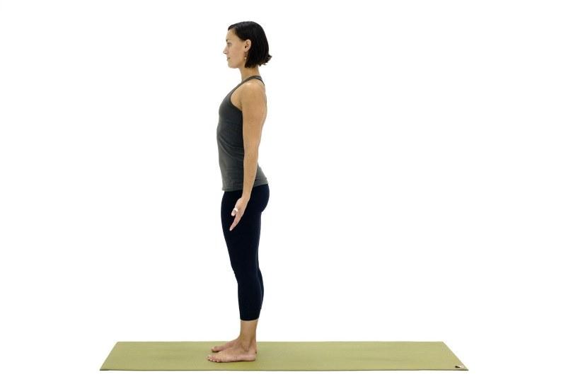 Йога для грудного отдела поз