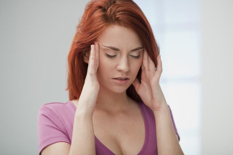 Как избавиться от головной боли с помощью йоги