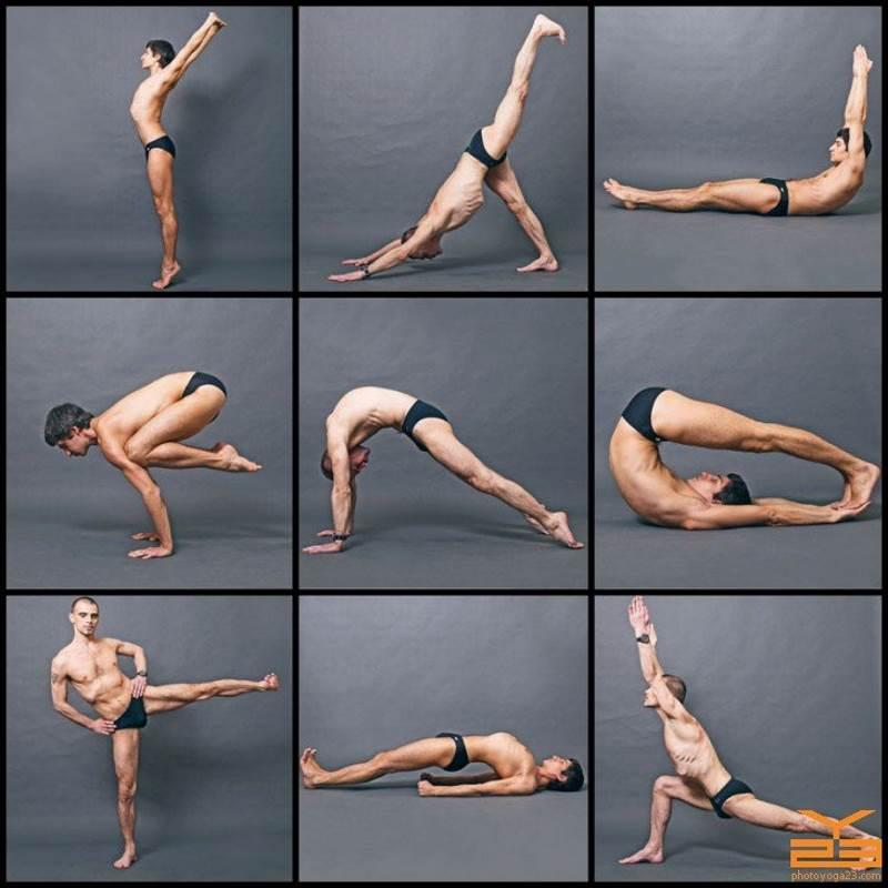 Как научится йоге в домашних условиях 269