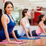 Групповая йога для начинающих