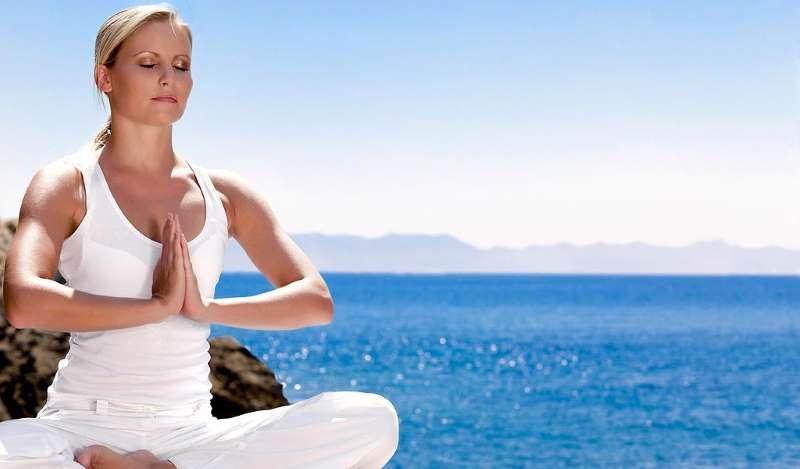 Основы медитации в йоге