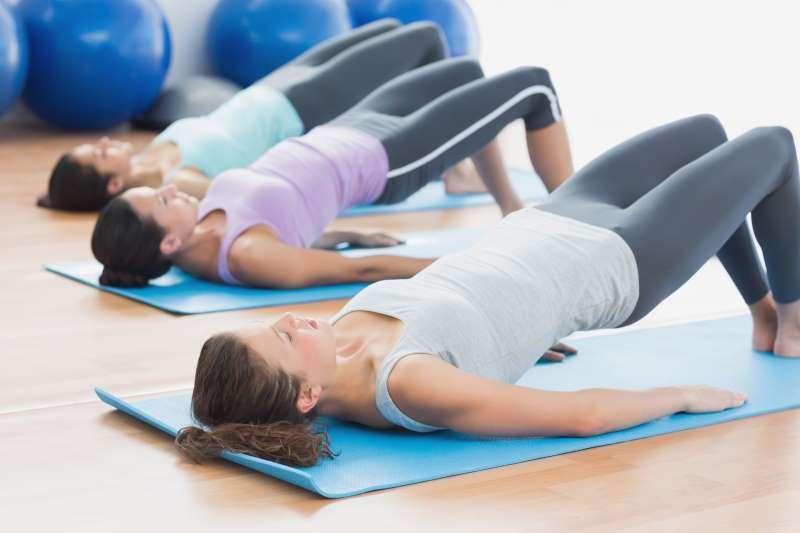Йога для укрепления мышц