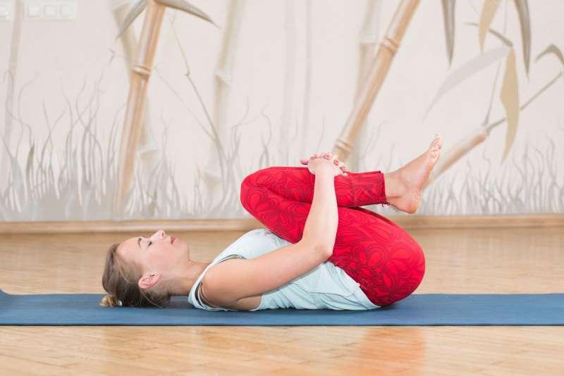 Йога и отдых в крыму