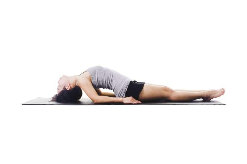 Йога практика для пенсионеров