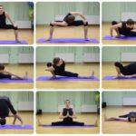 Позя йоги для раскрытие тазобедренных суставов