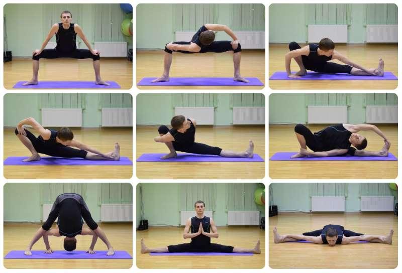Упражнения йоги суставов болят суставы дергаются мышцы пигментная кожа