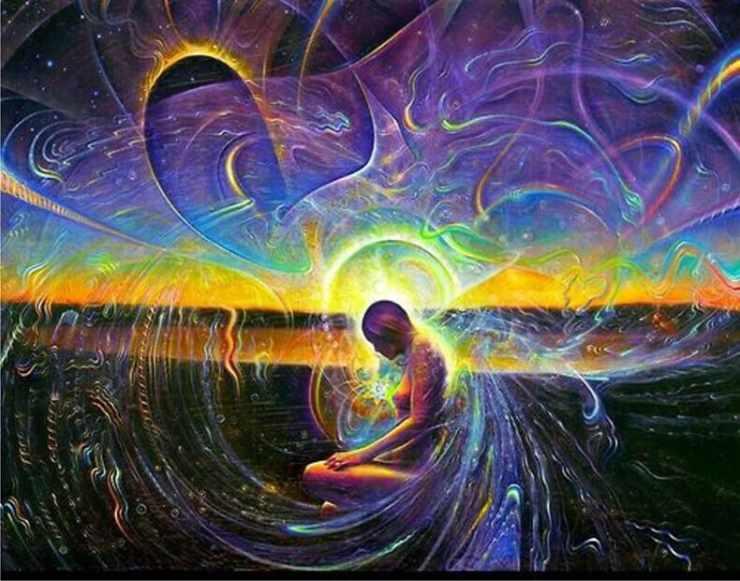 Энергия человеческой мысли