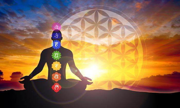 Энергия при выполнении йоги-нидры