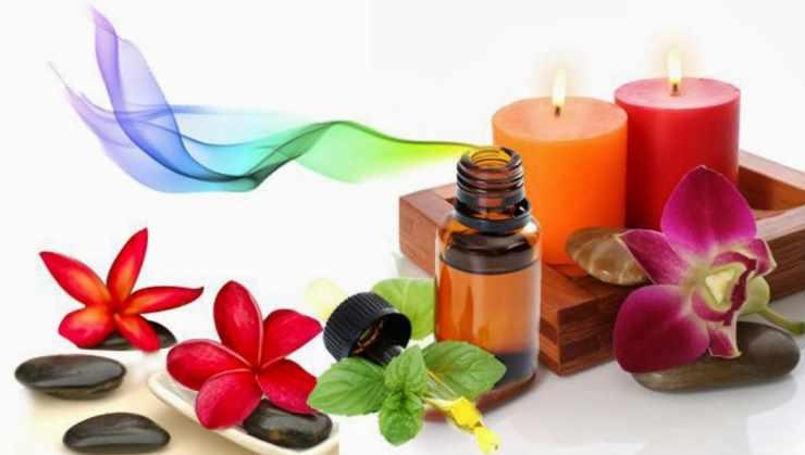 Концентрация внимания на запахах