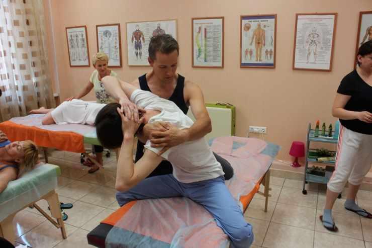 Мягкое выполнение упражнений с целью избежать травмирования мышц