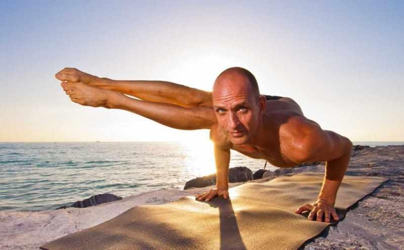 Аштанга-йога подходит для мужчин