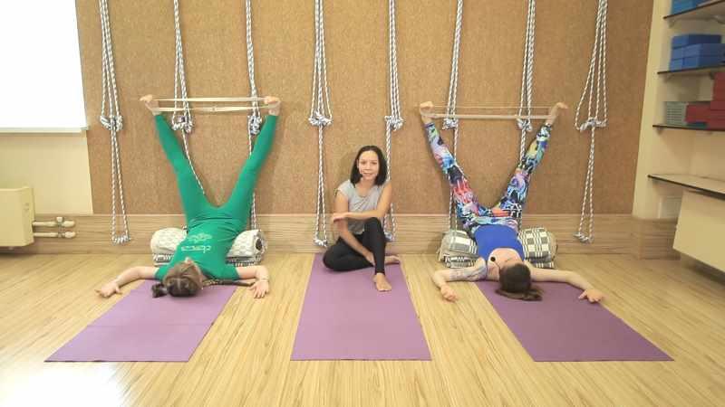 Айеангар-йога - заряд бодрости для всего тела