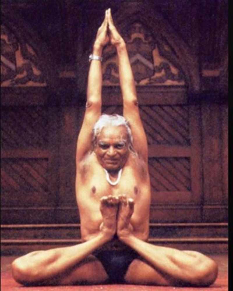Йога Айенгара эффект телесного и душевного равновесия