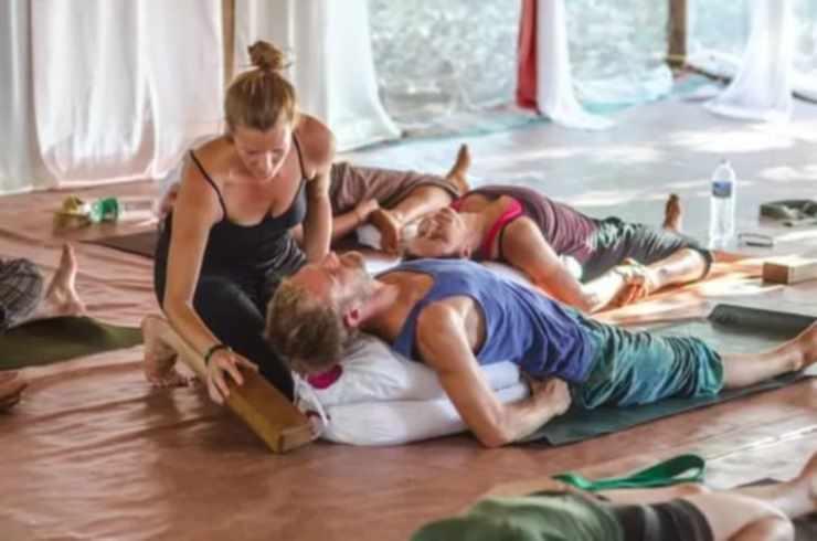 Медитация в Крийи-йоге