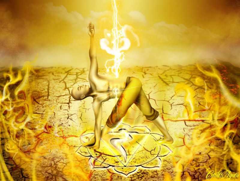 Манипура чакра - иловой центр воли
