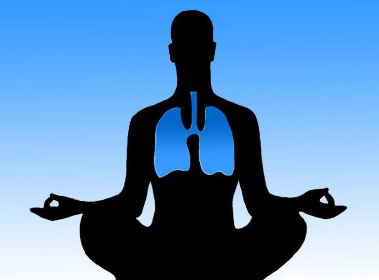 Полное дыхание в йоге