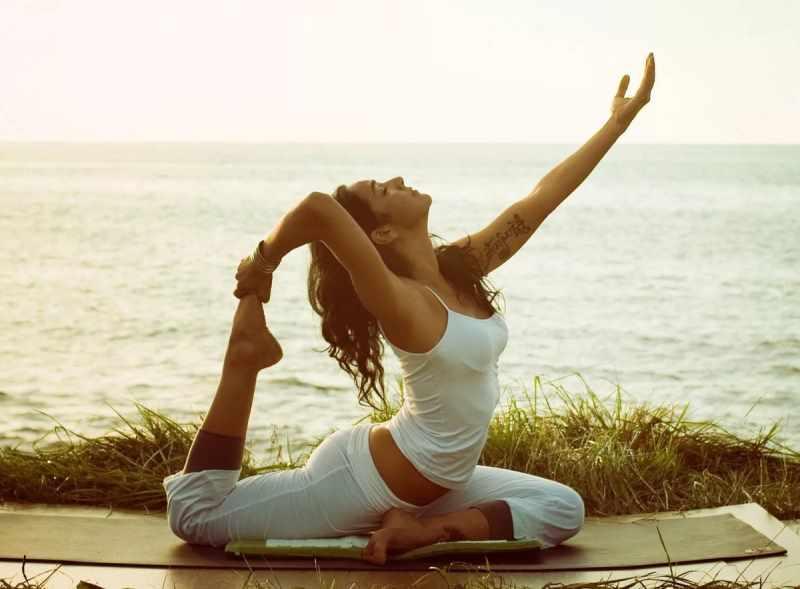Йога - системное совершенствование всего организма