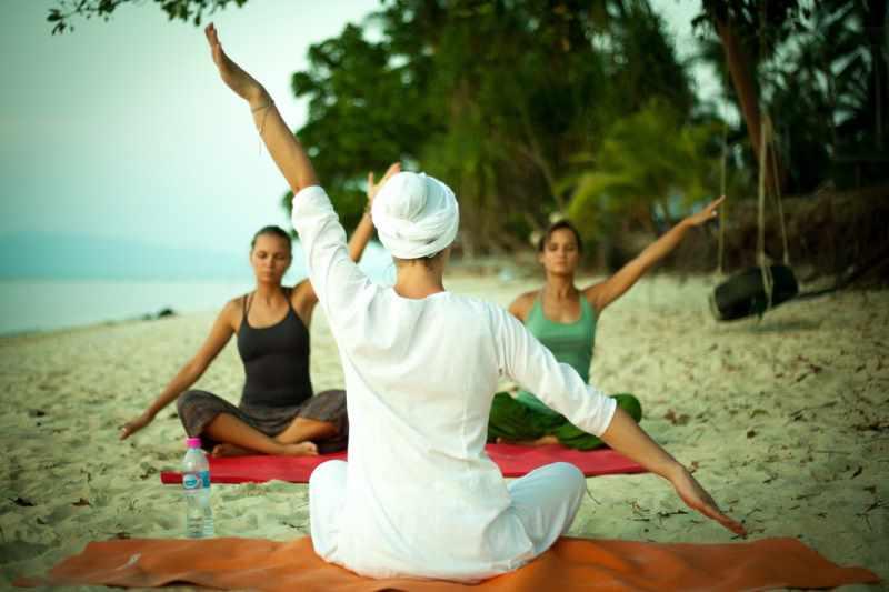 Духовный баланс и физические упражнения