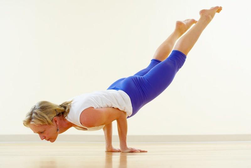 Йога - сила и выносливость
