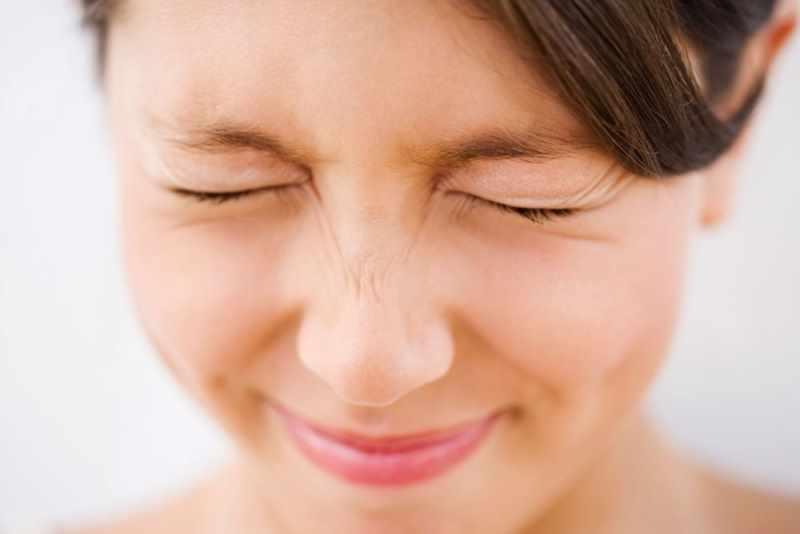 Моргание - еще один способ восстановления зрения