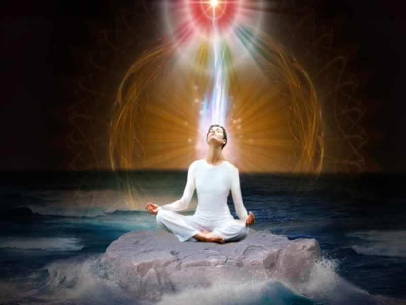 Медитация в Раджа-йоге