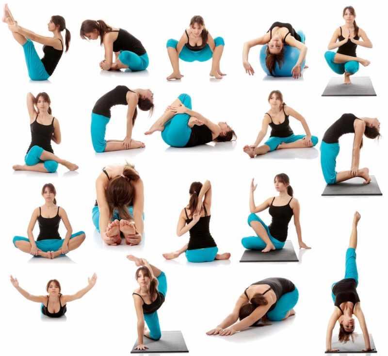 Йога и здоровый позвоночник