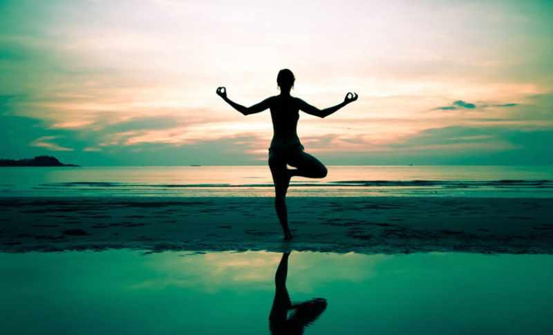 Асана дзен йоги