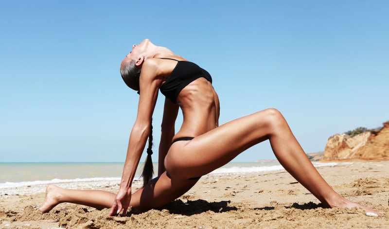 Йога - всегда стройное тело