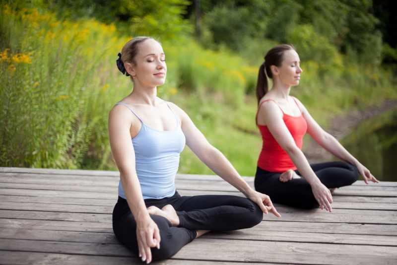 Дыхательная гимнастика укрепляет нервы