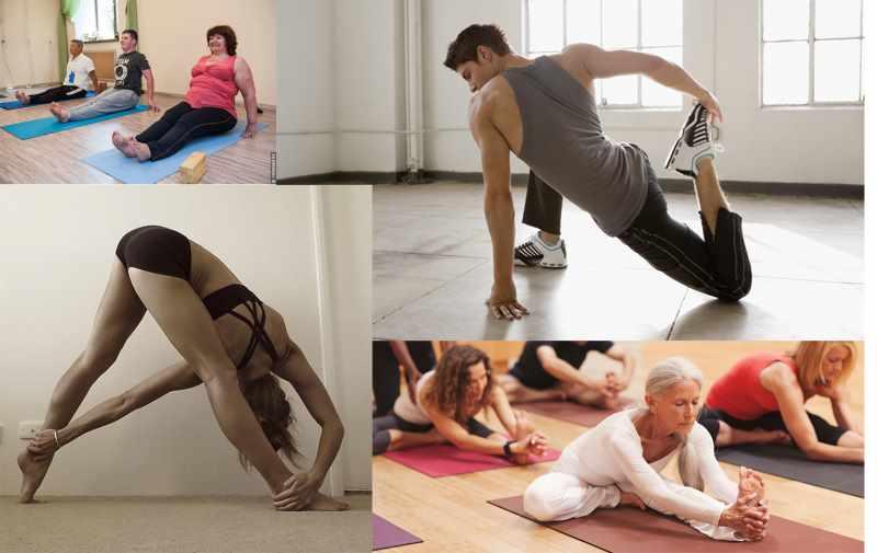 Здоровое тело в любом возрасте