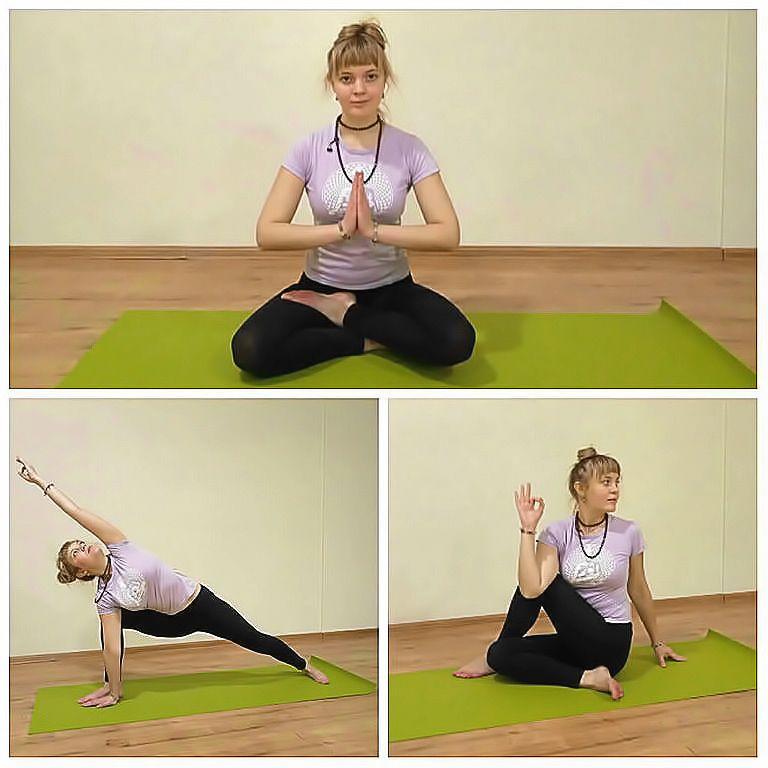 Комплекс йога 23 подойдет для всех