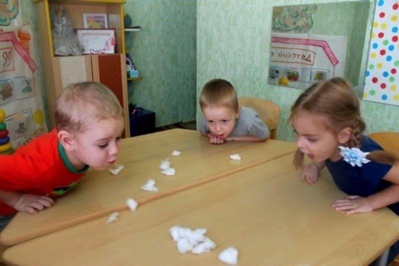 Дыхательные упражнения для детей, развивающие речь