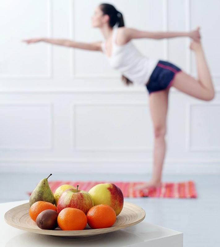 Согласно аюрведической практике, йога и питание взаимосвязаны
