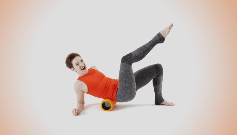 Выполнение упражнений для спины