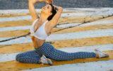 Йога для упругой груди: комплекс упражнений