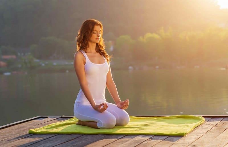Гормональная йога для женского здоровья