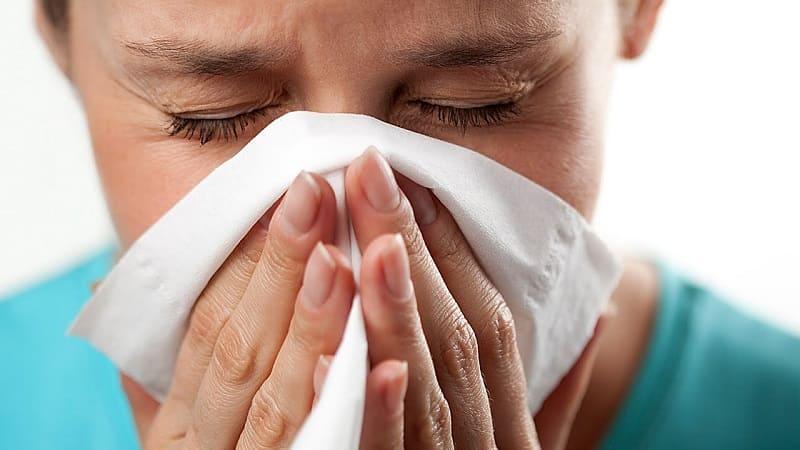 Нети пот хорошо помогает при аллергии