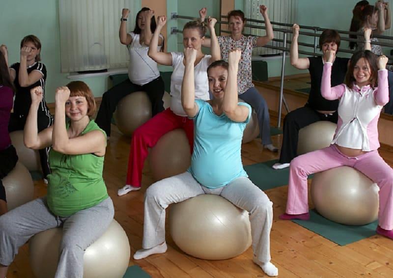 Подготовка к упражнениям на растяжку