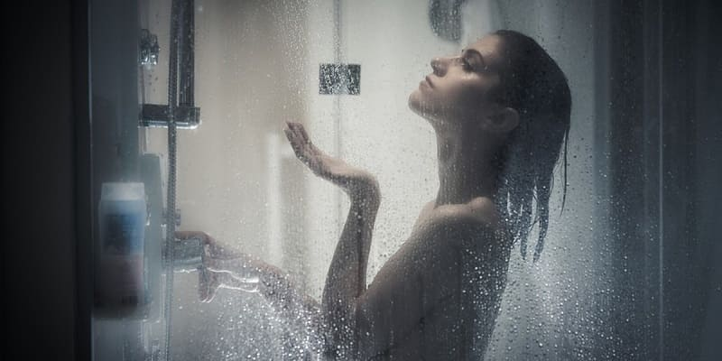 Принятие душа - лишь поверхностное очищение организма