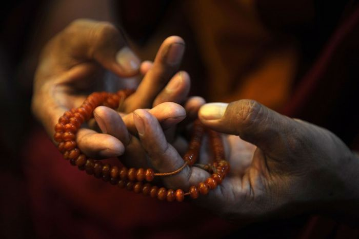 Буддийские четки