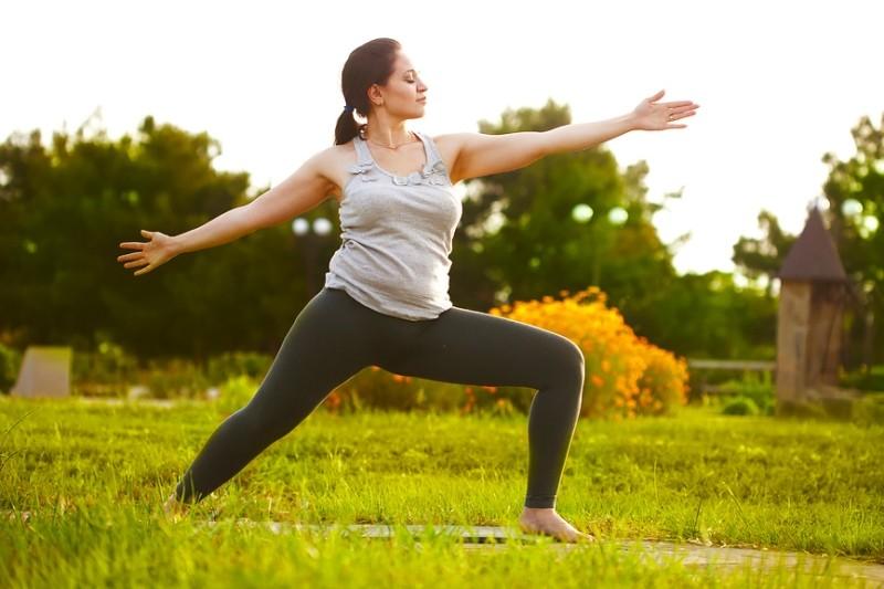 йога для полных