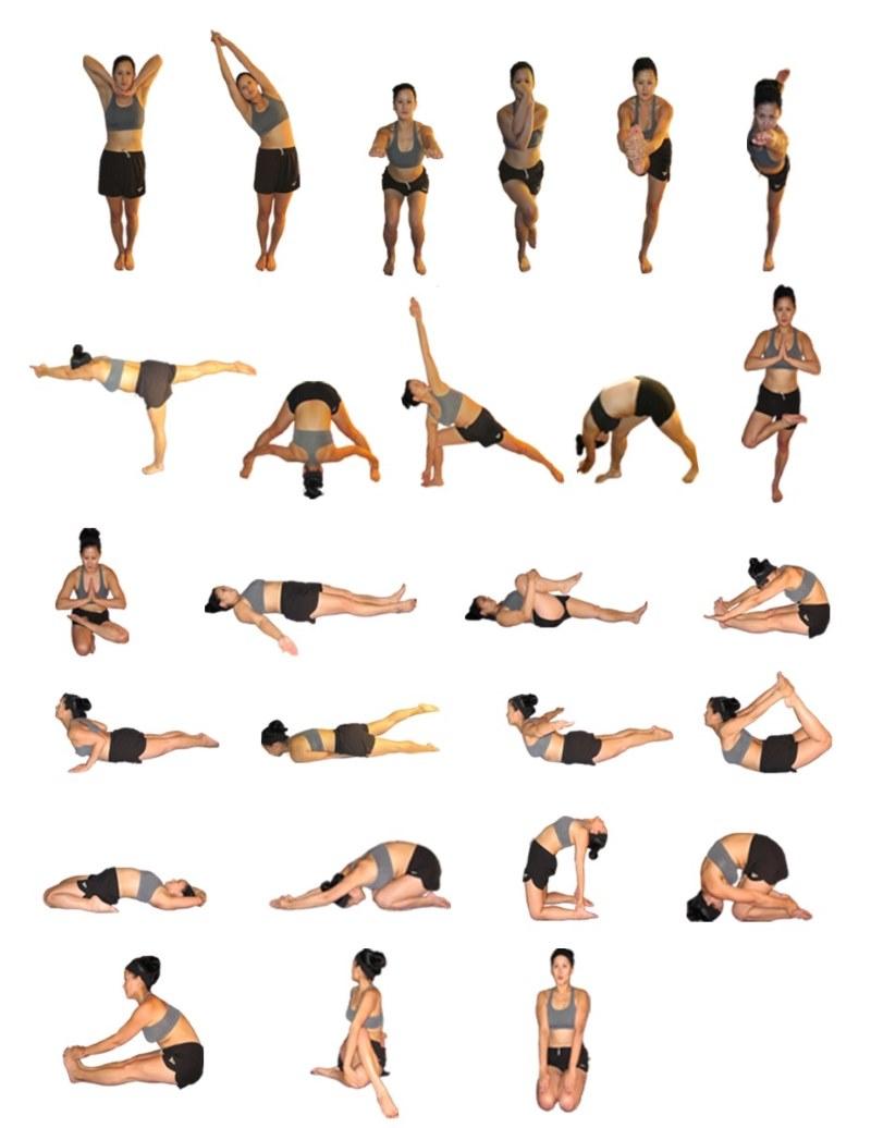 Позы йога при остеохондрозе поясничного отдела