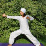 Кундалини-йога для начинающих в домашних условиях поза лучника