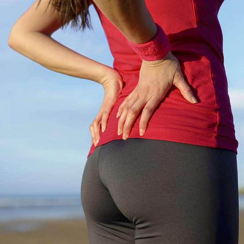 Ишиас седалищного нерва: подборка упражнений йоги