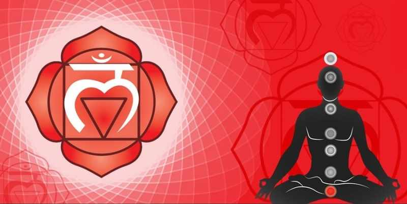 Медитация на чакру под мантру ЛАМ